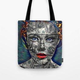 She No.7 Tote Bag