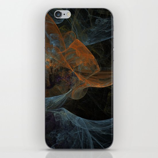 Color Abstraction iPhone & iPod Skin