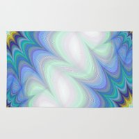 heaven Area & Throw Rugs featuring Heaven by David Zydd