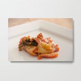 Kimchi 2 Metal Print