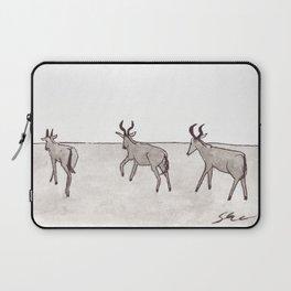 Oryx Antelopes - Namibia Laptop Sleeve