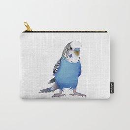 Australian Budgie/Blue/Parakeet/Budgerigar/Bird Carry-All Pouch