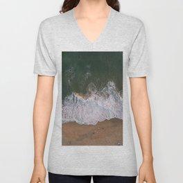 Ocean Shores Unisex V-Neck