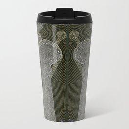 King Trumpet Mushrooms Travel Mug