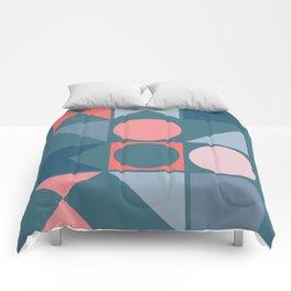 Modern Geometric 24 Comforters