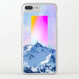 T/26 Clear iPhone Case