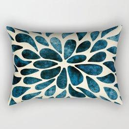 Petal Burst #5 Rectangular Pillow