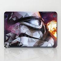 stormtrooper iPad Cases featuring Stormtrooper by Ruveyda & Emre