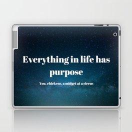 A Lil Dicky Philosophy Laptop & iPad Skin