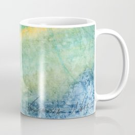 Unity - 23 Watercolor painting Coffee Mug