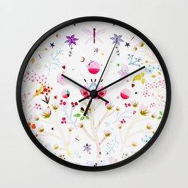 Mari Wall Clock