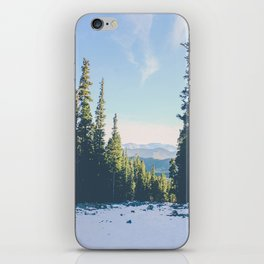 Lost in St. Mary's iPhone Skin