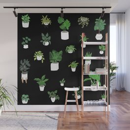 House Plants Wall Mural