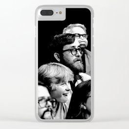 Wrestling Fans Clear iPhone Case
