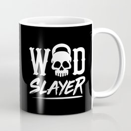 WOD Slay er Skull Coffee Mug