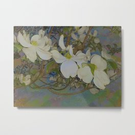 Dogwood Alliance Metal Print