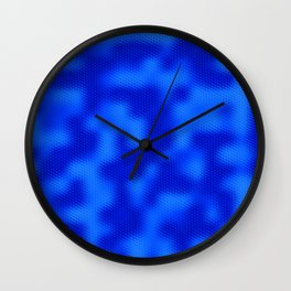 Nuclear Blueberry Wall Clock