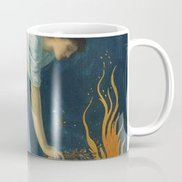 "Edward Burne-Jones ""Hero"" Coffee Mug"