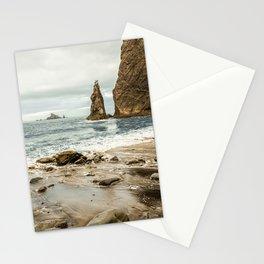 Blue Sea Island Stationery Cards