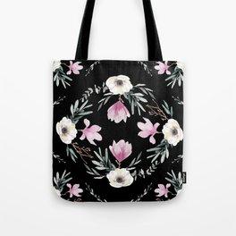 Magnolias, Eucalyptus & Anemones Tote Bag