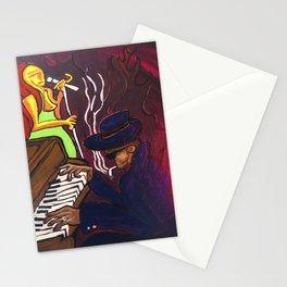Gumbo night 18 Stationery Cards