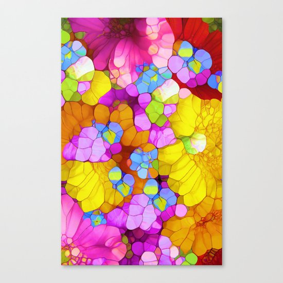 Colors of Joy Canvas Print