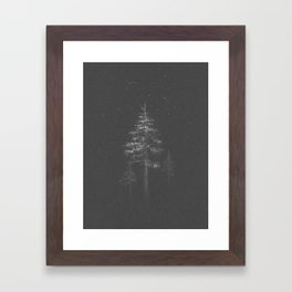 Twenty Five Light Years Framed Art Print