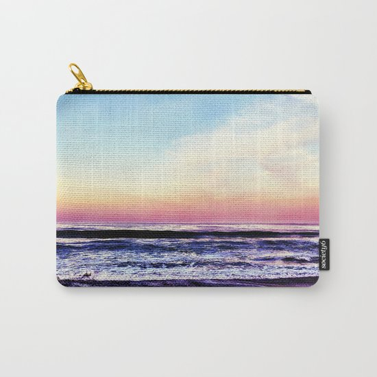 Unicorn Beach Carry-All Pouch