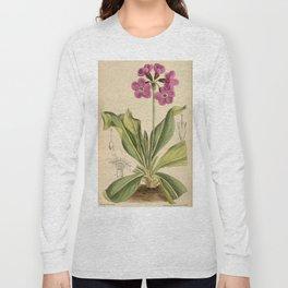 Primula sinopurpurea 1918 Long Sleeve T-shirt