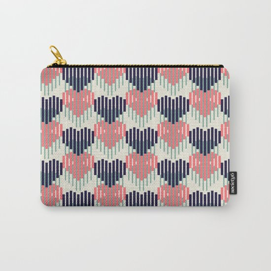 Give me some love Carry-All Pouch