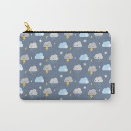 Kawaii Stormy Weather Carry-All Pouch