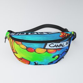 Canal Street Music Fanny Pack