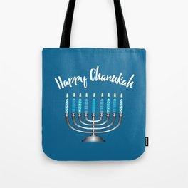Happy Chanukah Tote Bag