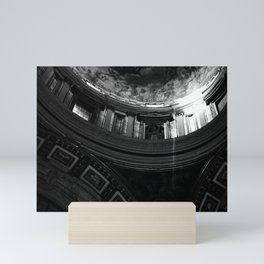St. Peter's Cathedral, Vatican, Rome photo by Larry Simpson Mini Art Print