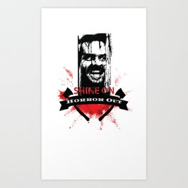 SomeShine Art Print