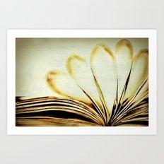 Bibliophilia Art Print