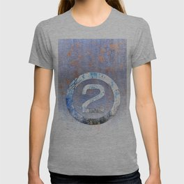 Bold Number 2 T-shirt