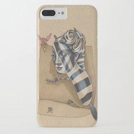 ZEBRA MAMA  iPhone Case