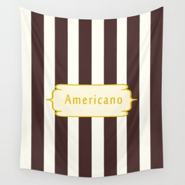 Americano Antique Wall Tapestry