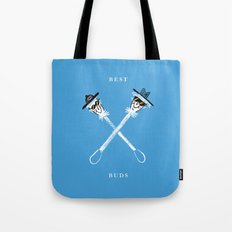 Best Buds I Tote Bag