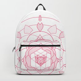 Passion (clear) Backpack