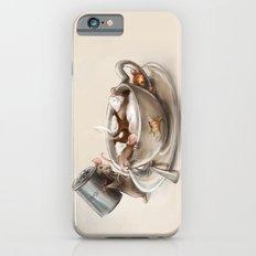 Pumpkin Spice Latte iPhone 6s Slim Case