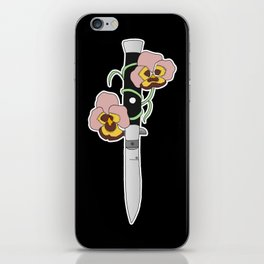 SwitchPansy iPhone Skin
