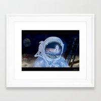 watchmen Framed Art Prints featuring Watchmen by WhiteeChess