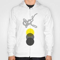 Yellow circle Hoody