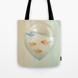 balloon fish 02 Tote Bag