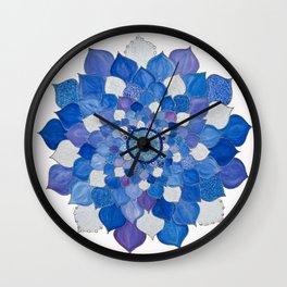 7º Chakra Wall Clock
