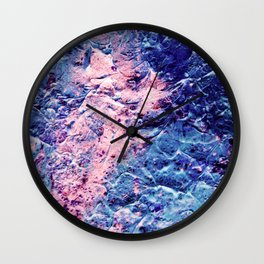 Kingdom of Ice Wall Clock