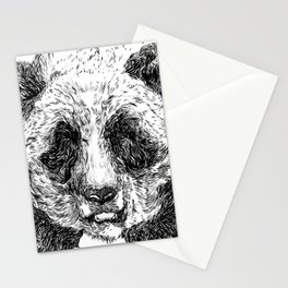 The Illustrated Panda Stationery Cards