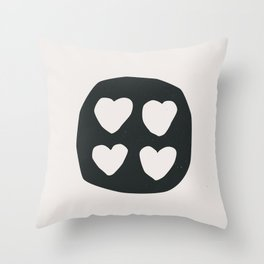Kuare (Window of the Soul) Throw Pillow